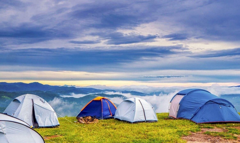 Camping en France, l'hébergement touristique par excellence
