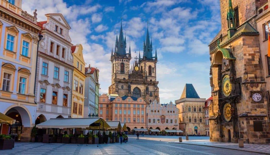 Week-end à Prague : notre proposition de programme