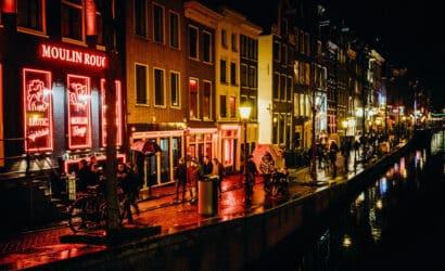 Top 5 des boites de nuit à Amsterdam