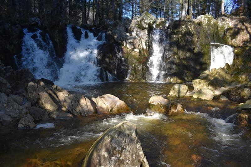 cascade gerardmer