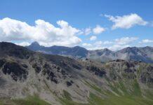 Vacances d'été dans la station de ski Puy Saint Vincent