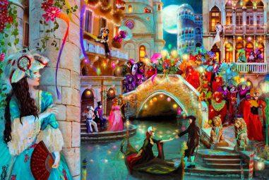 Et si vous alliez à Venise pour le carnaval ?
