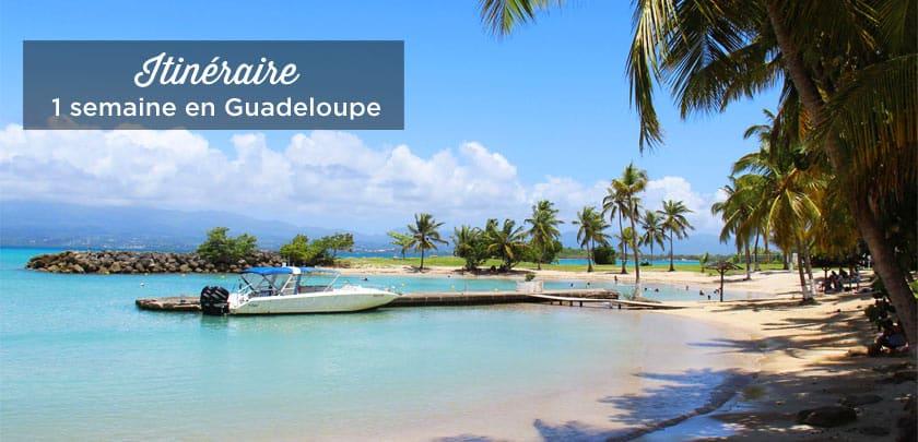 Où loger en Guadeloupe pour 1 semaine ?